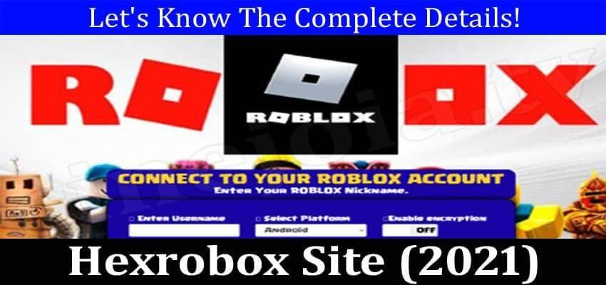 Hexrobox Site