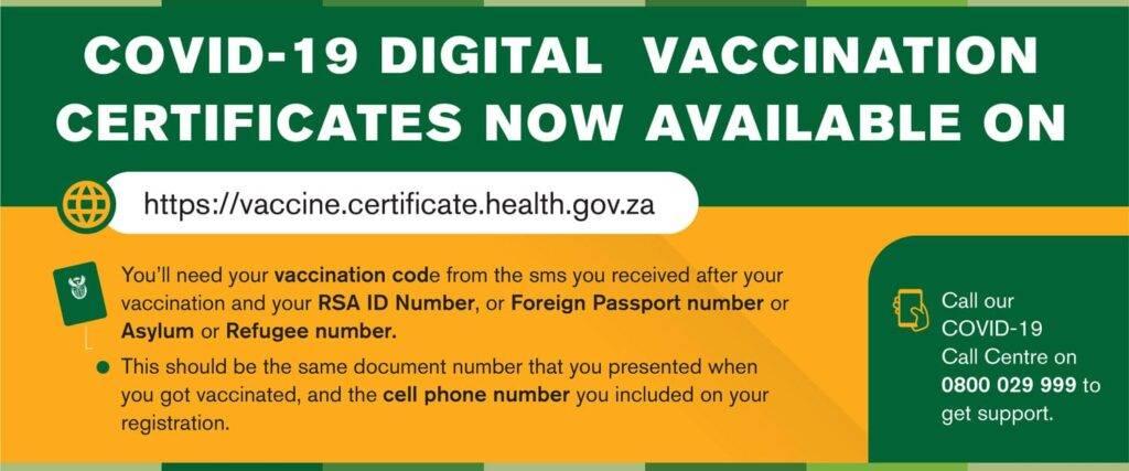 Https Vaccine Certificate Health